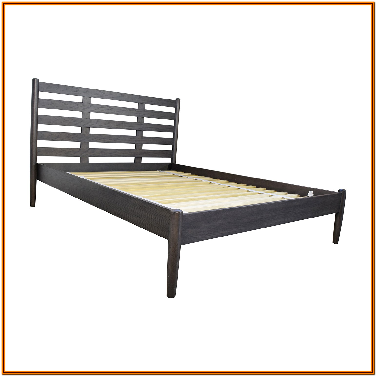 Crate And Barrel Metal Bed Frame
