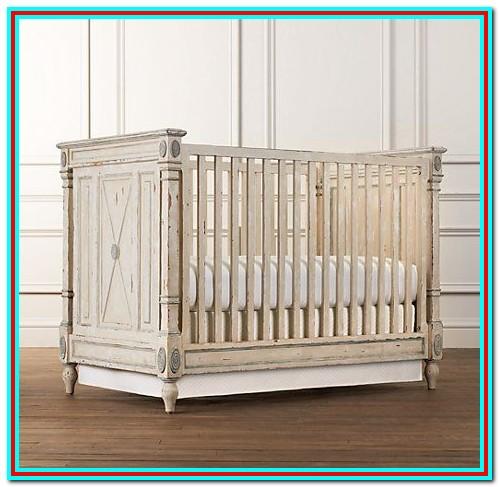 Crib In Toddler Bed