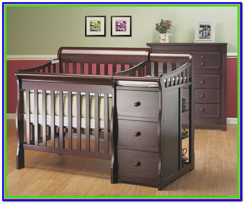 Cribs That Convert To Twin Beds