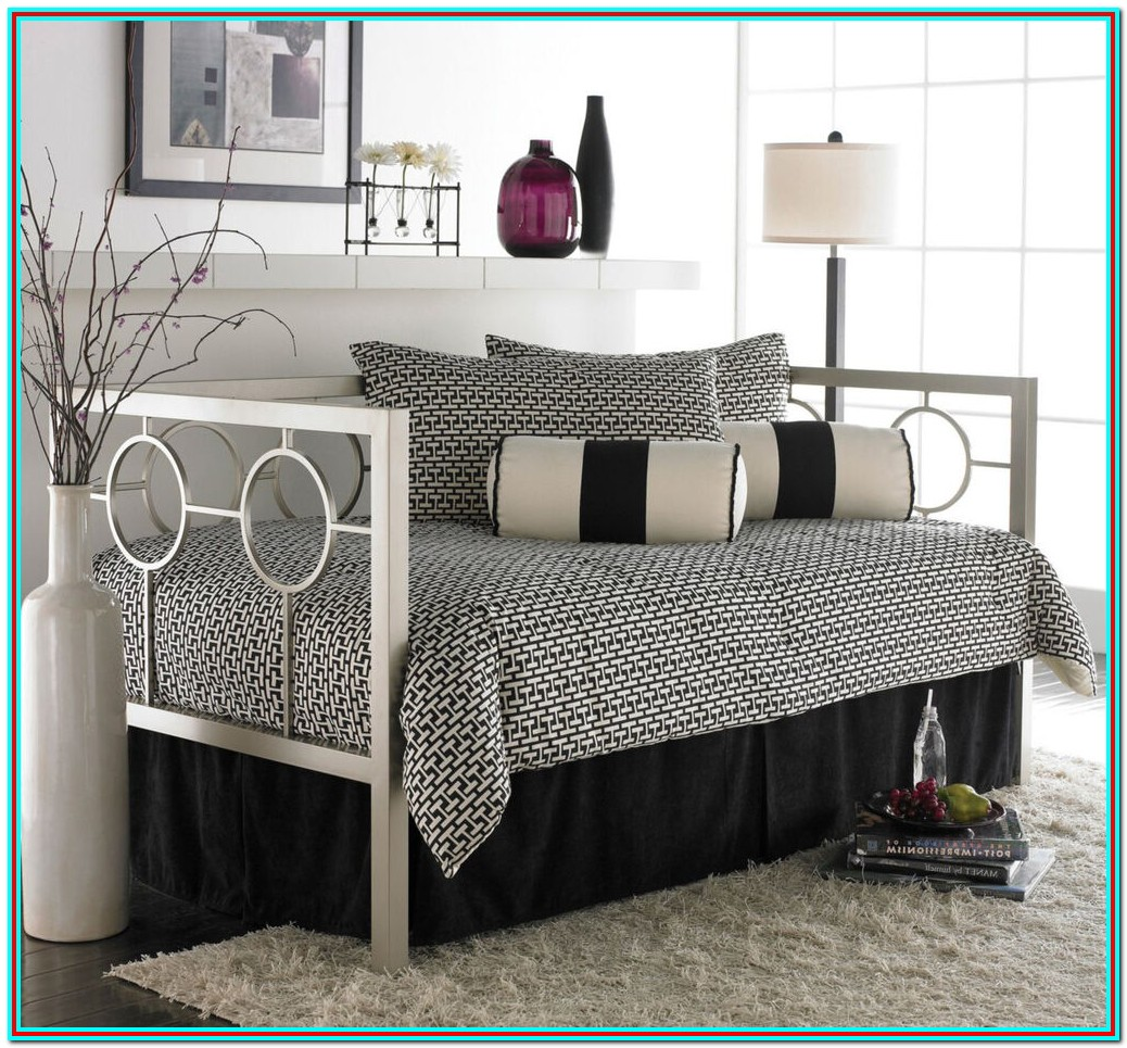 Daybed With Trundle And Mattress Included Uk