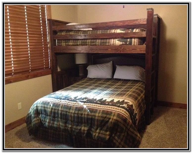 Diy Bunk Bed Twin Over Queen