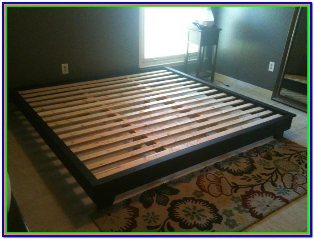 Diy Full Size Platform Bed Plans