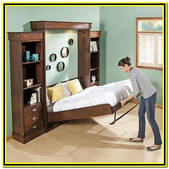 Diy King Size Murphy Bed Kit