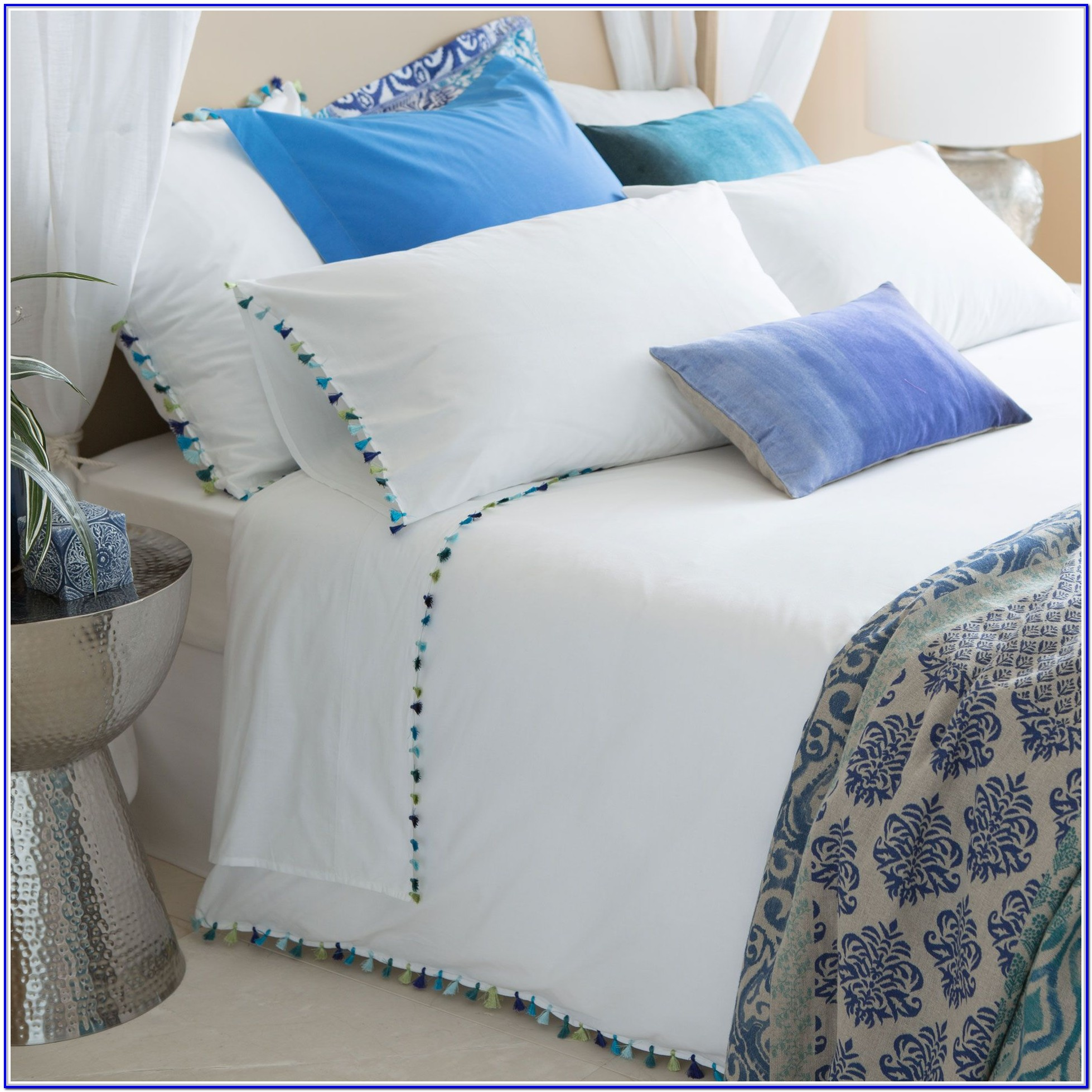 Egyptian Cotton Bed Sheets Uk