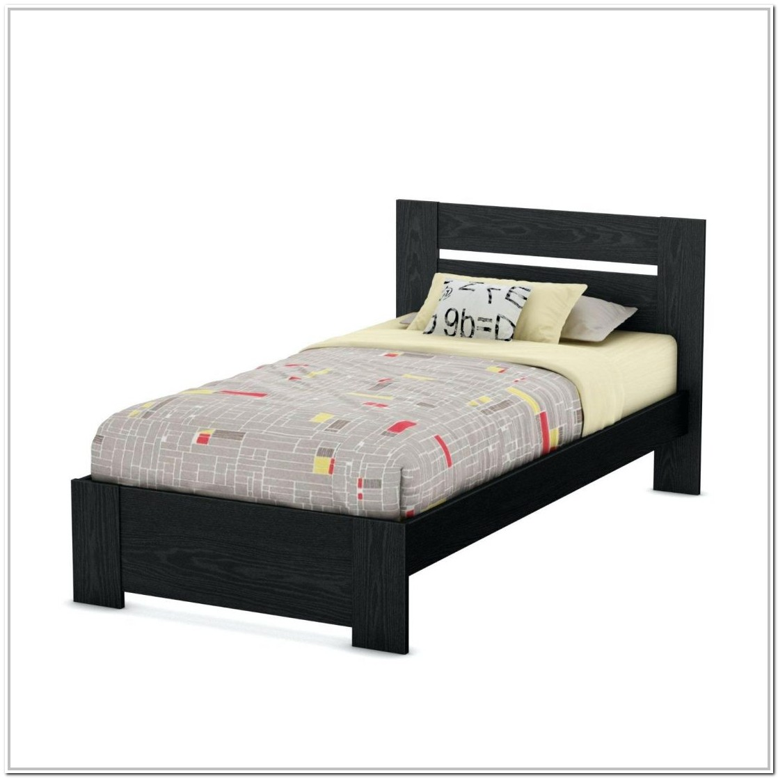 Extra Long Twin Bed Frame With Drawers