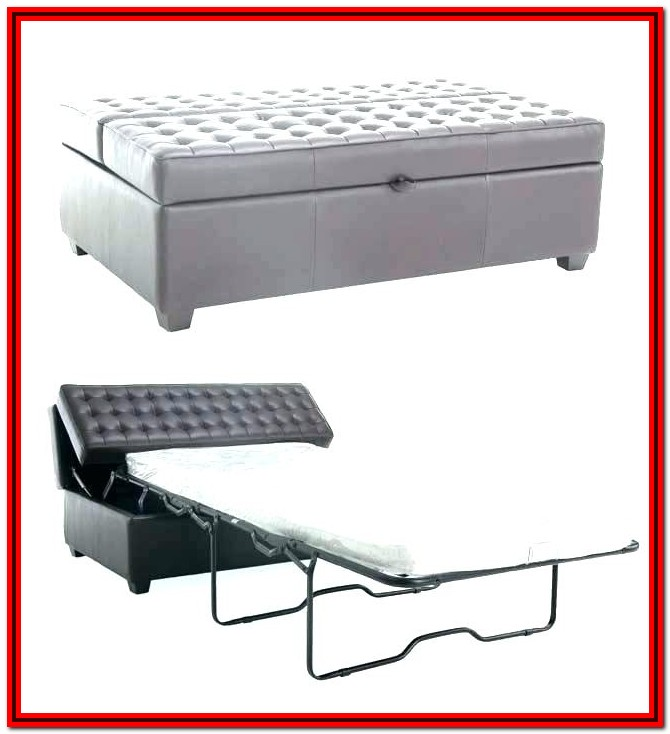 Fold Out Ottoman Bed Costco