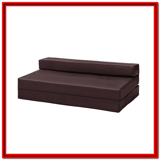 Fold Out Ottoman Bed Double