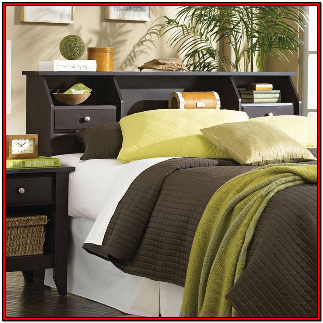 Full Bed With Drawers And Headboard
