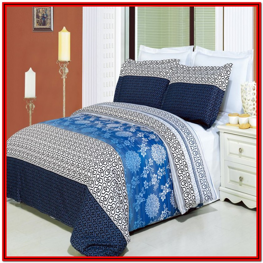 Full Size Bed Comforter Dimensions