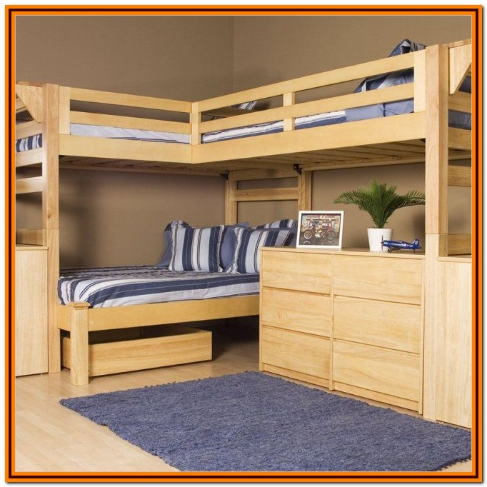 Full Size Bunk Beds For Adults