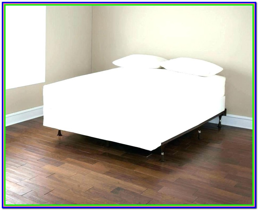 Full Size Platform Bed Plans Free