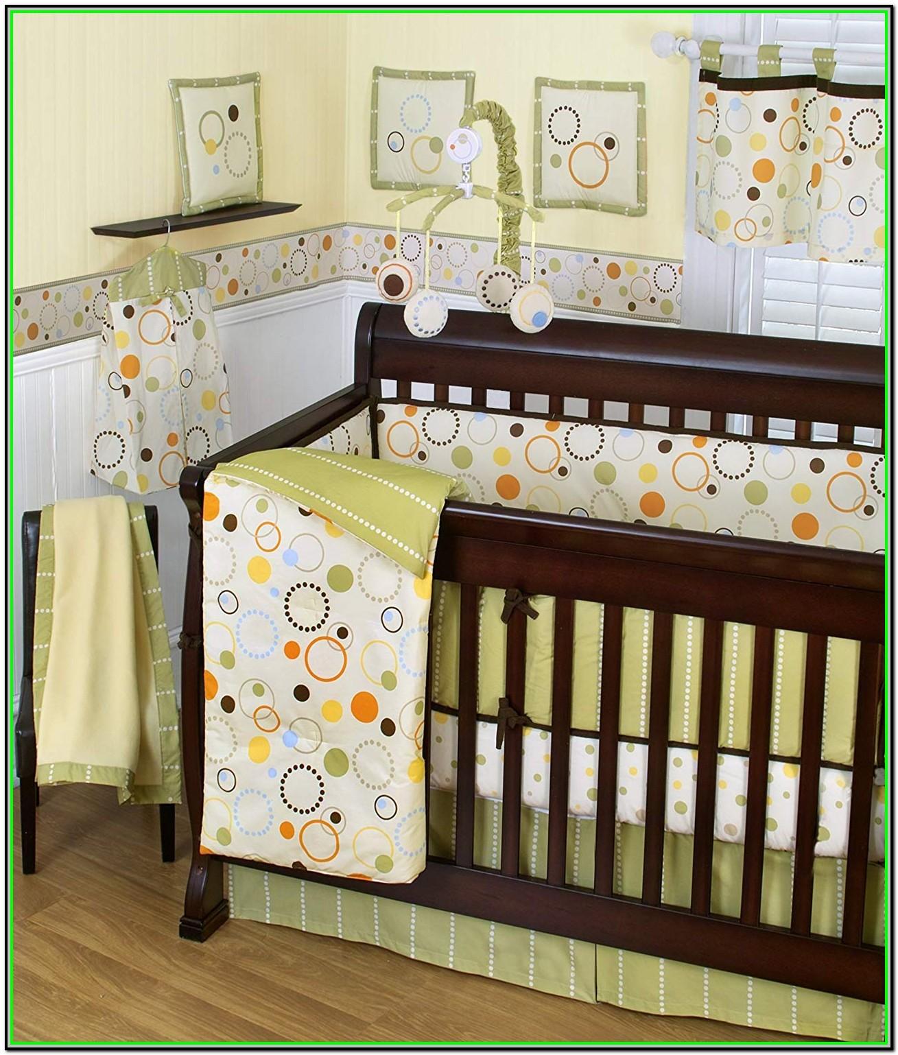 Gender Neutral Nursery Bedding Sets