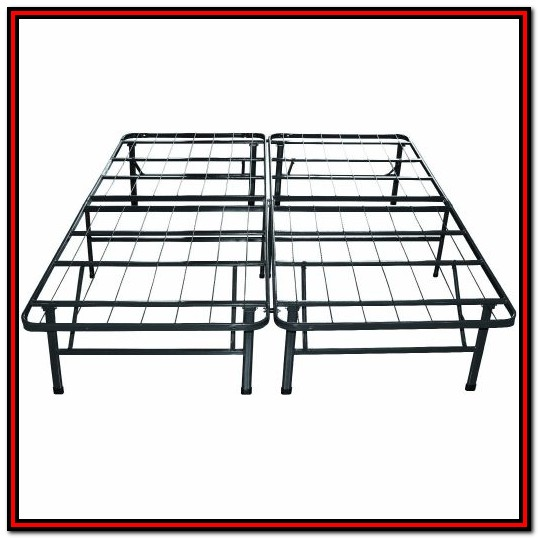 Heavy Duty Bed Frame Cal King