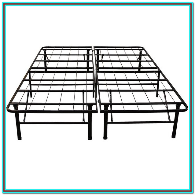 Heavy Duty Bed Frame Full