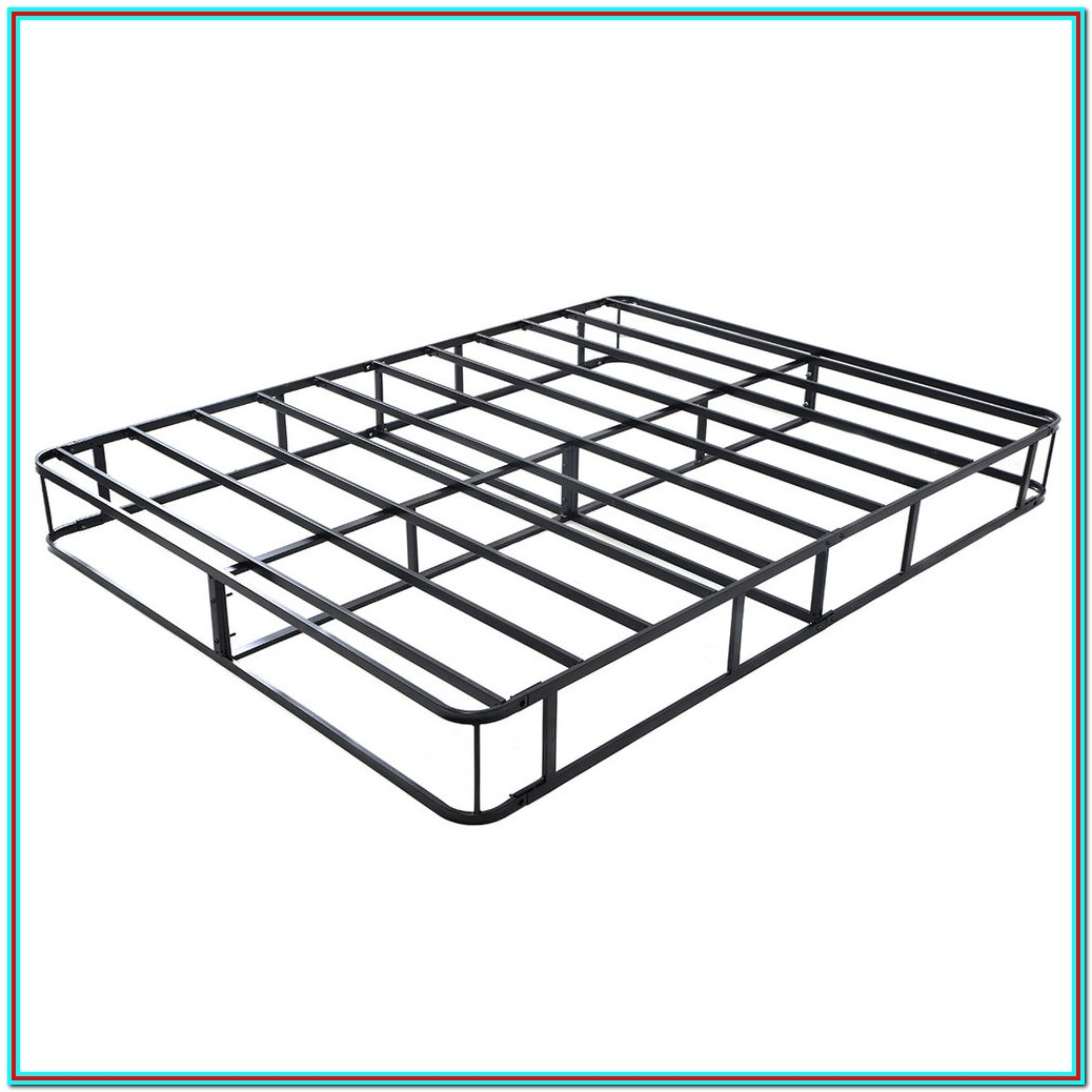 Heavy Duty Bed Frame Queen Size