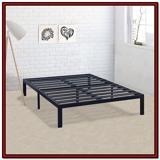 Heavy Duty Bed Frame Super King