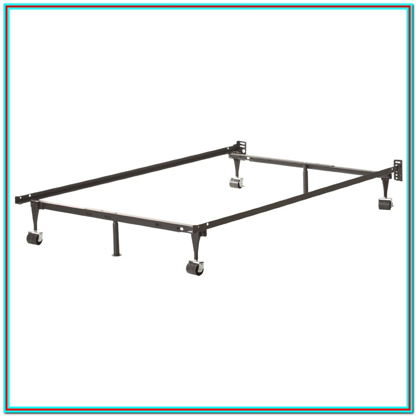 Heavy Duty Bed Frame Twin