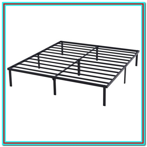 Heavy Duty Bed Frame Walmart