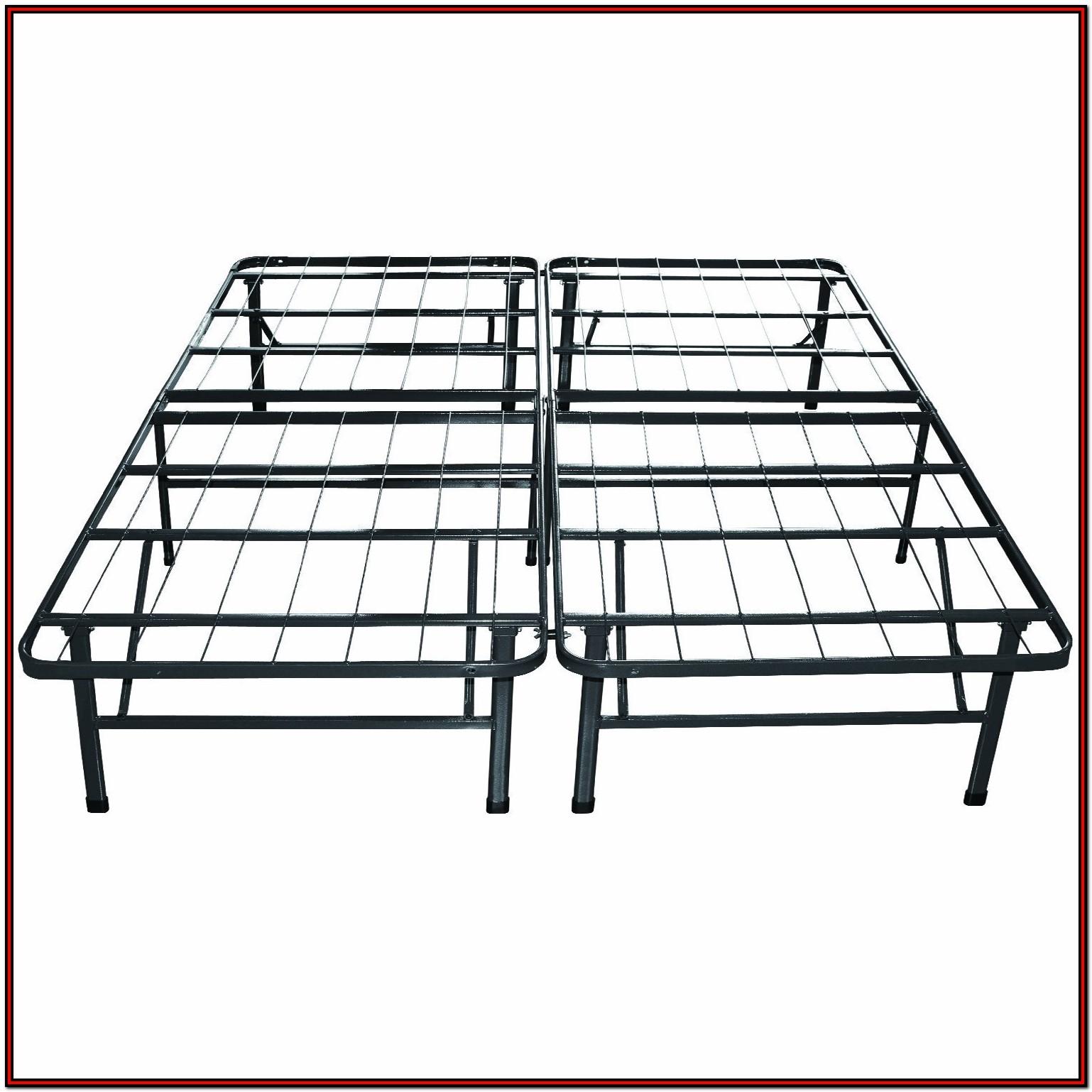 Heavy Duty Metal Bed Frame King