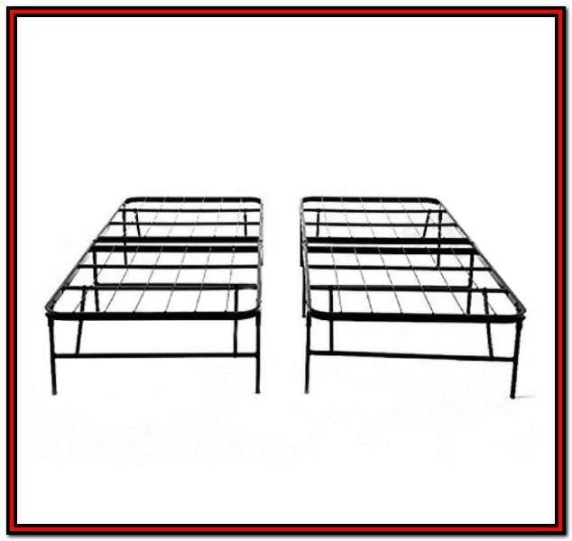 Heavy Duty Platform Bed Frame King