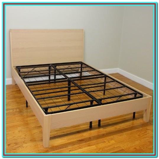 Heavy Duty Platform Bed Frame Queen