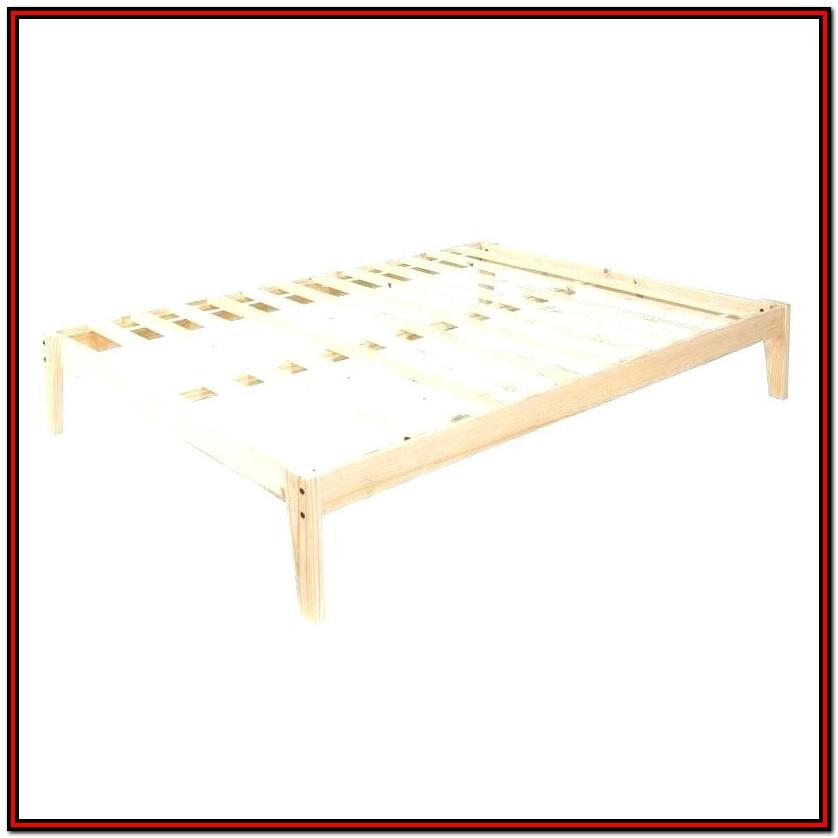 Heavy Duty Steel Bed Frame King