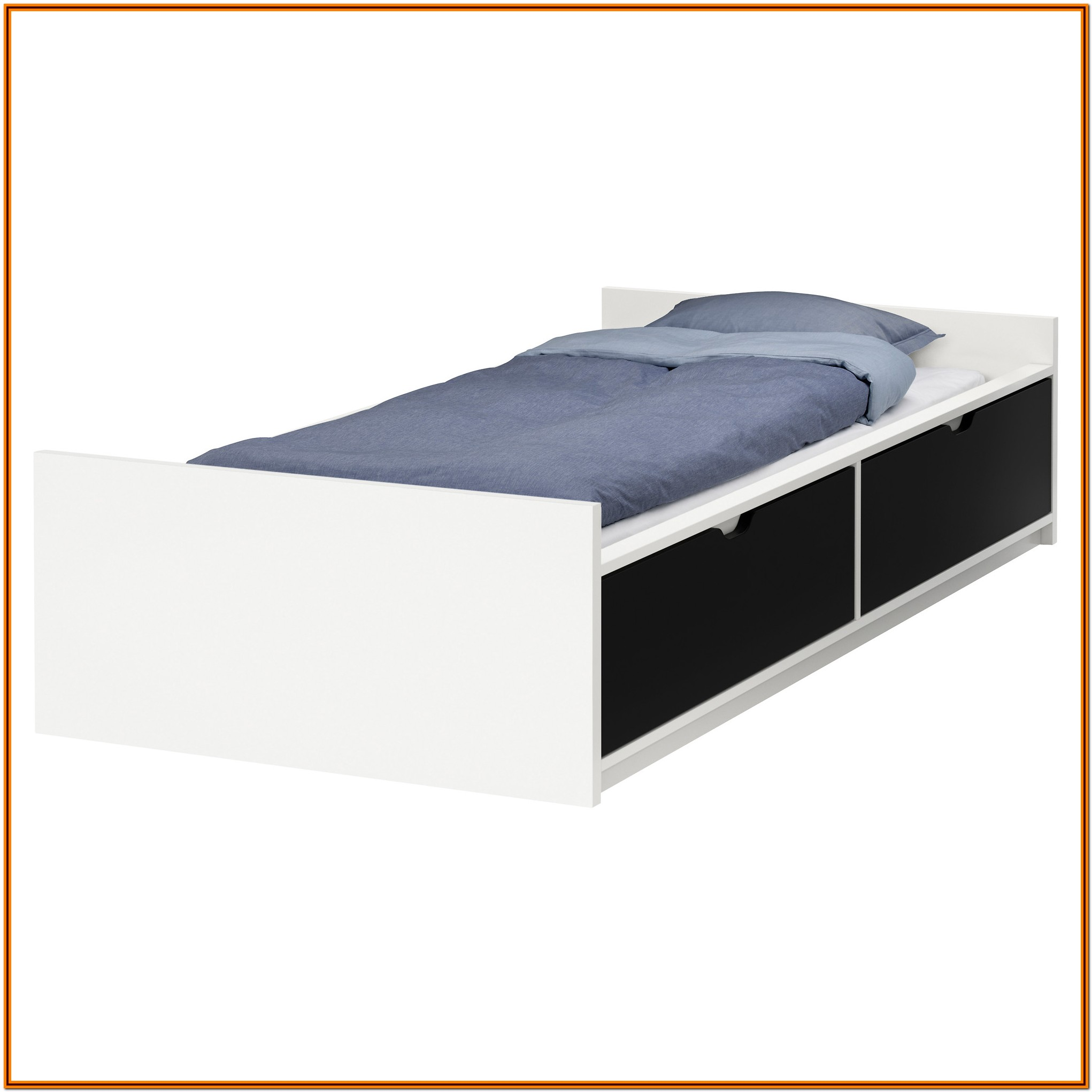 Ikea Beds With Storage Underneath