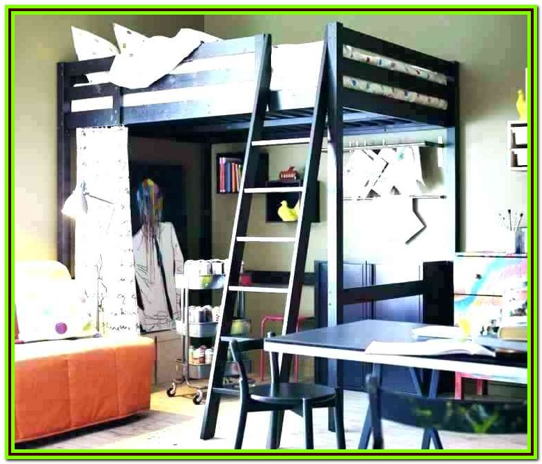 Ikea Full Size Loft Bed Weight Limit