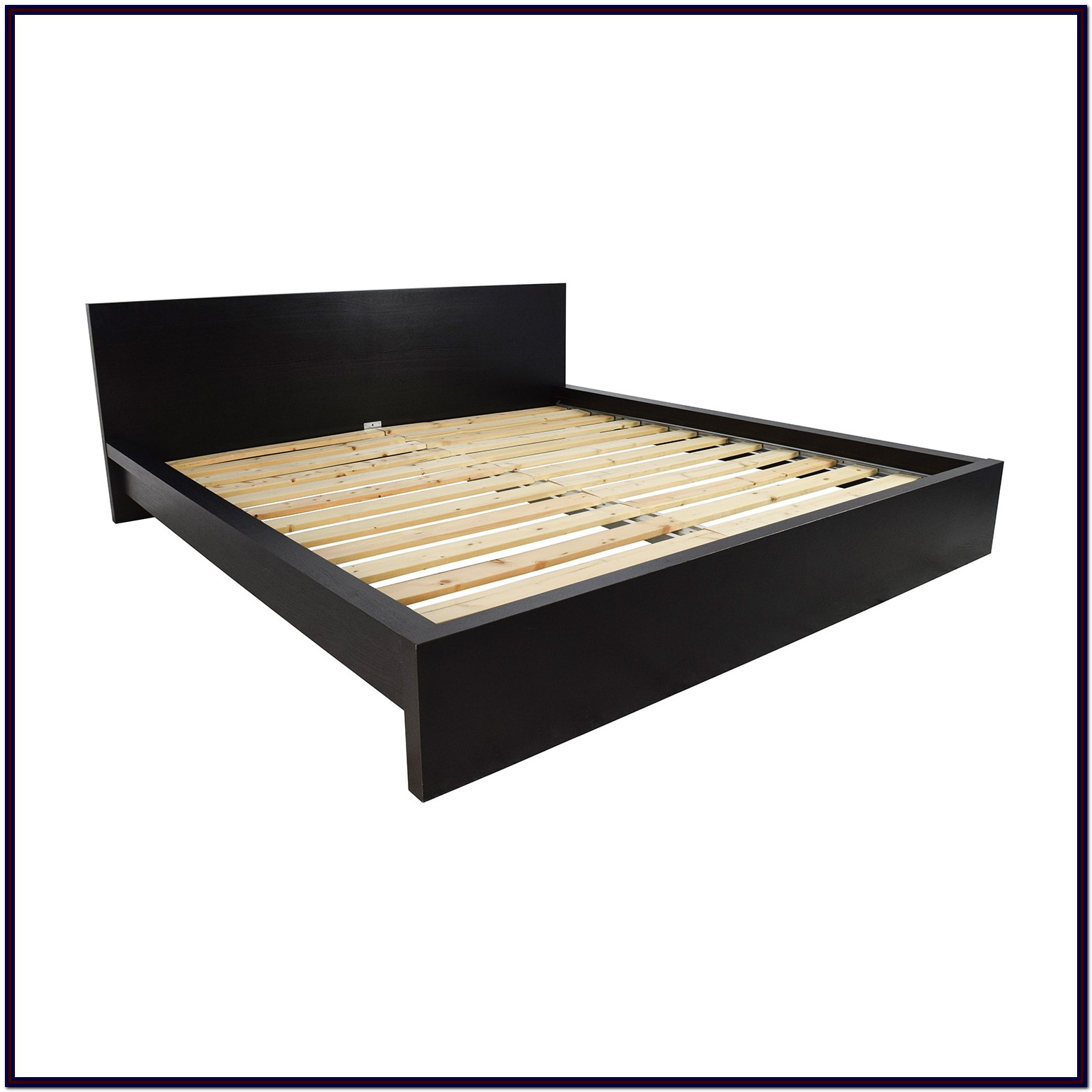 Ikea Malm Queen Bed Frame Dimensions
