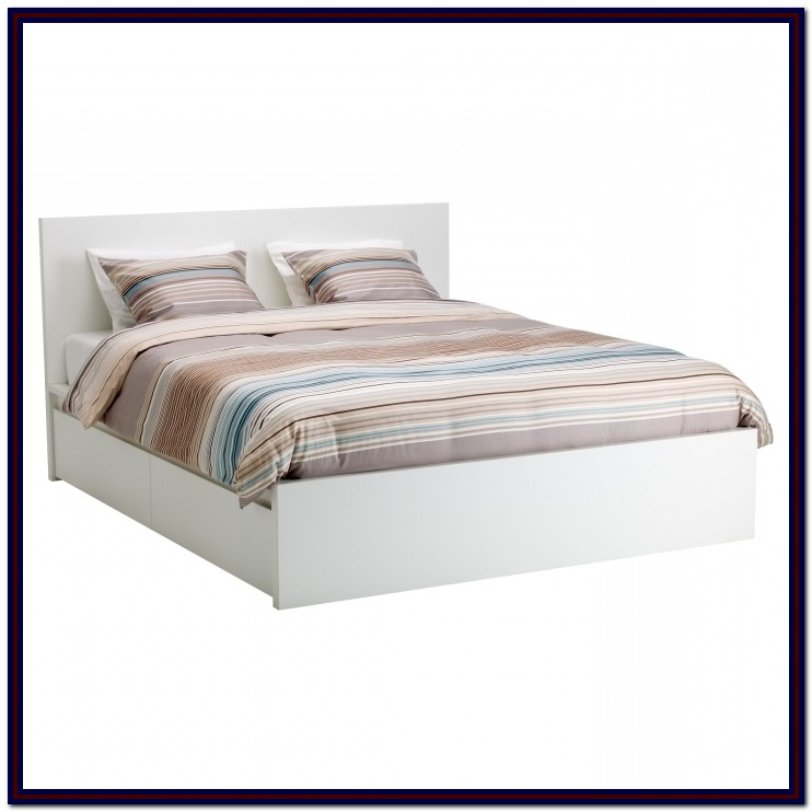 Ikea Malm Queen Bed Frame Instructions