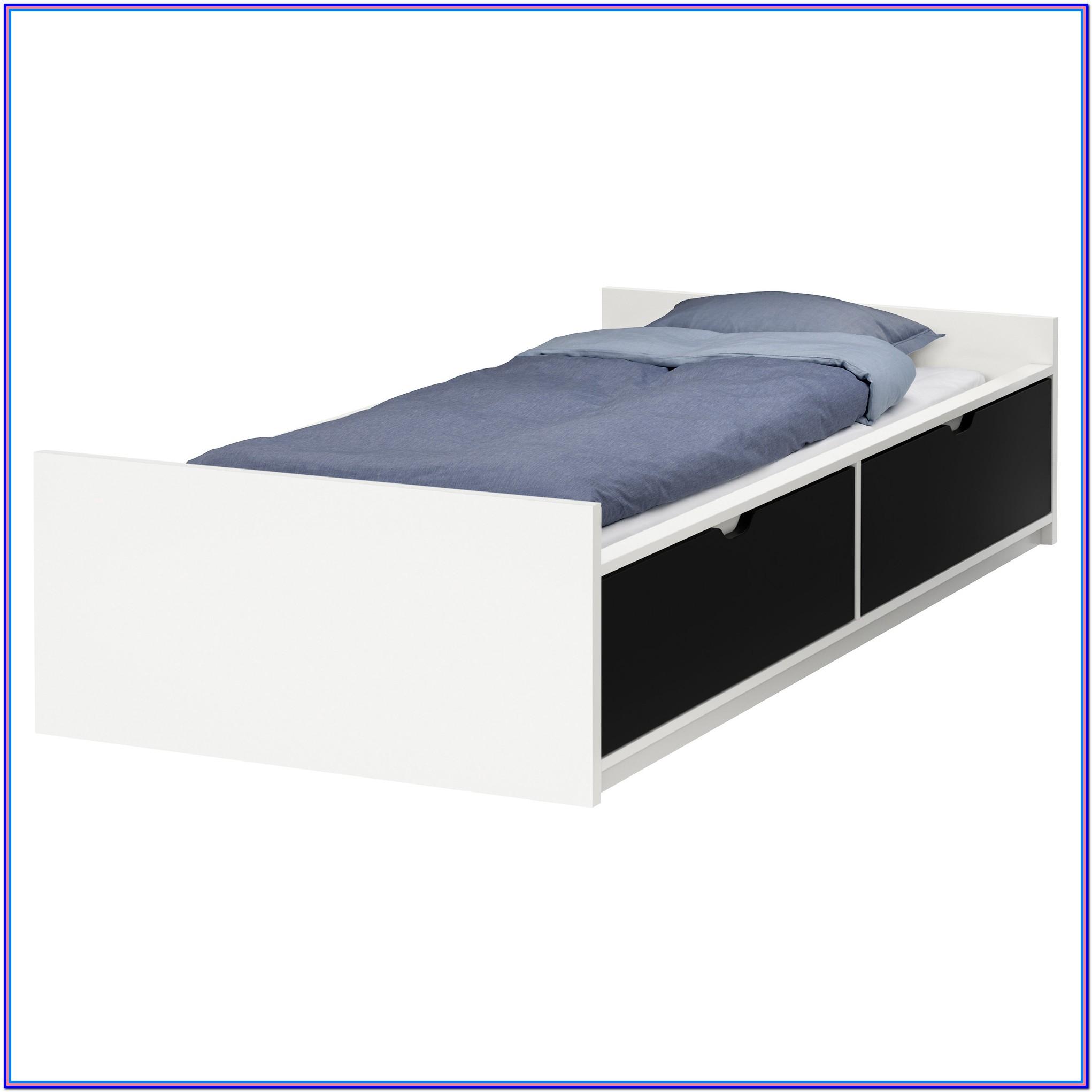 Ikea Platform Bed With Storage Underneath
