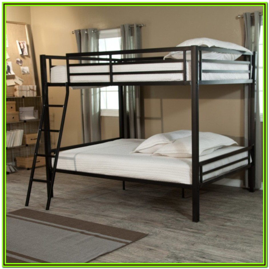 Ikea Wood Loft Bed Full Size