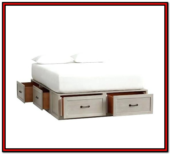 King Platform Bed Frame Near Me