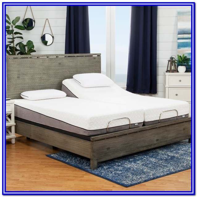 King Size Adjustable Bed Split