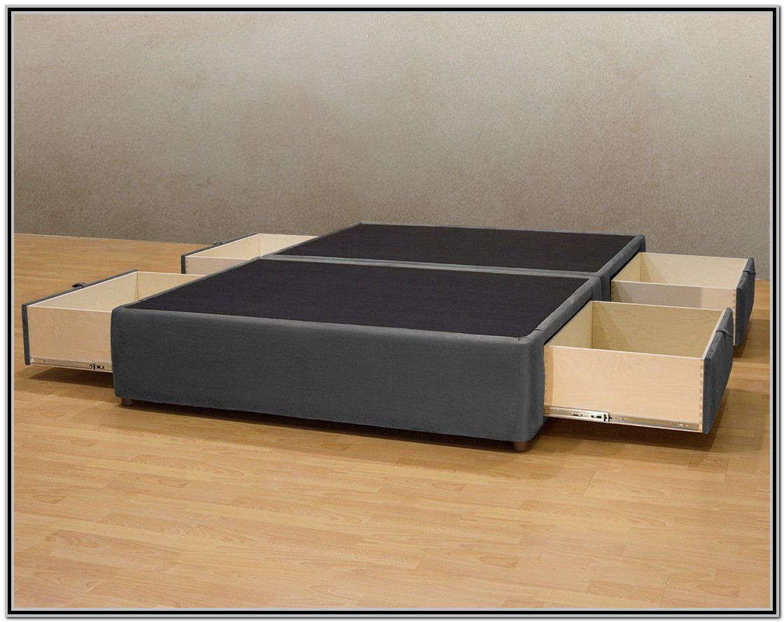 King Size Bed Platform Dimensions