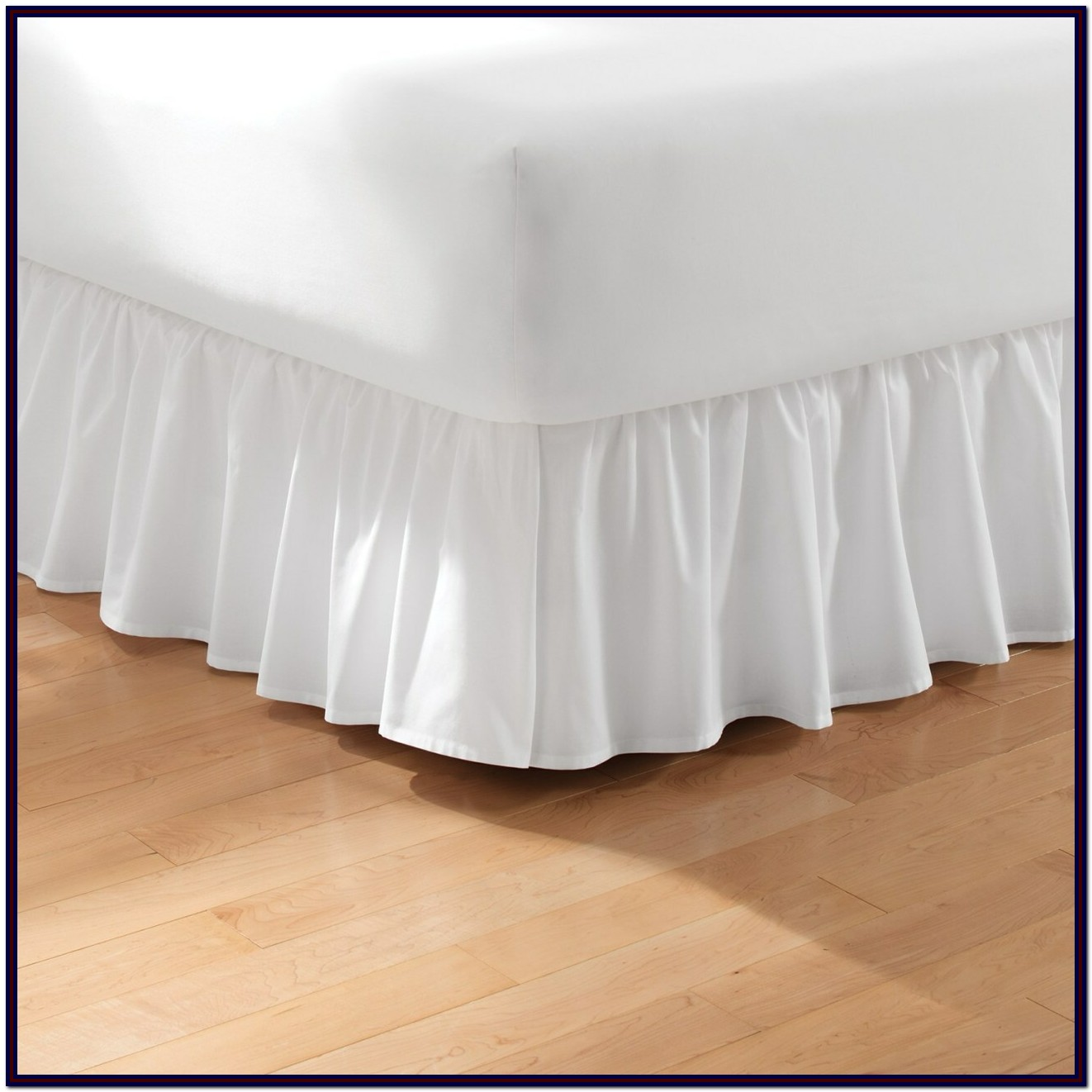 King Size Bed Skirts 15 Inch Drop
