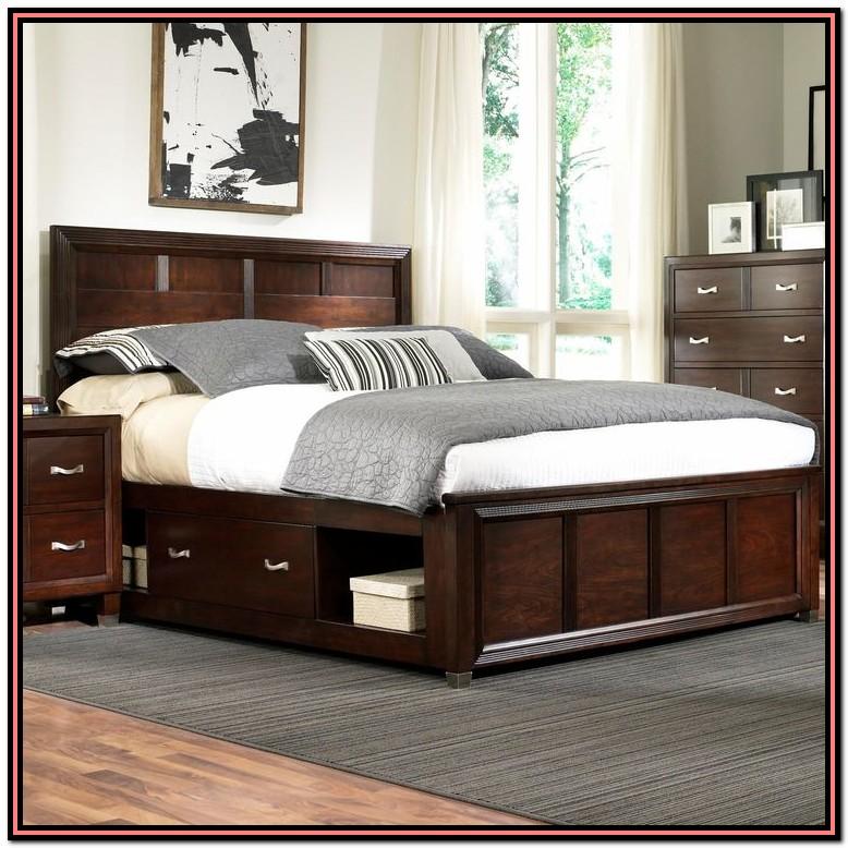 King Size Captain Bedroom Sets