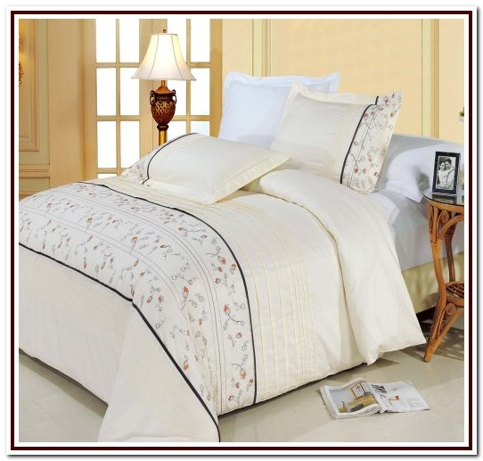 King Size Cotton Bed In A Bag Sets
