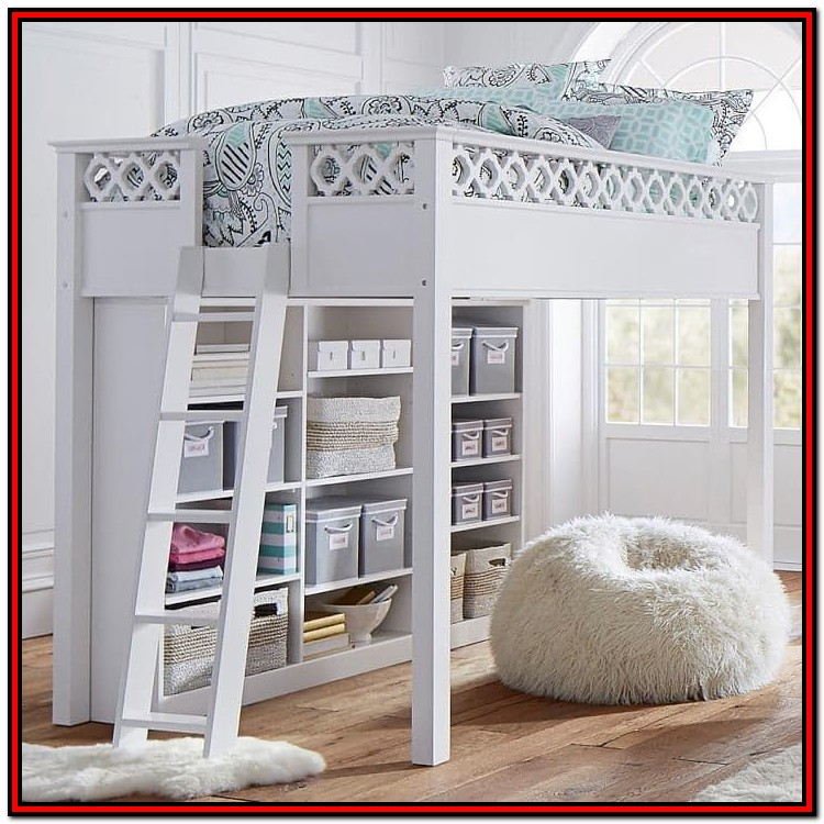 King Size Loft Beds For Adults
