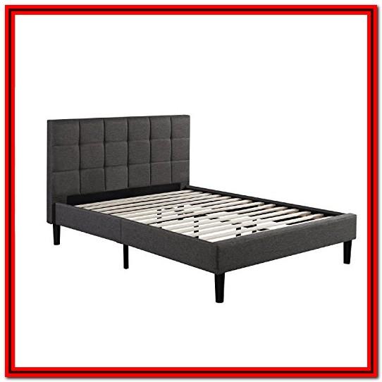 King Size Platform Bed Frame Amazon