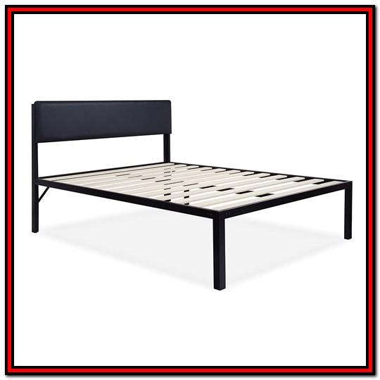 King Size Wood Slat Bed Frame
