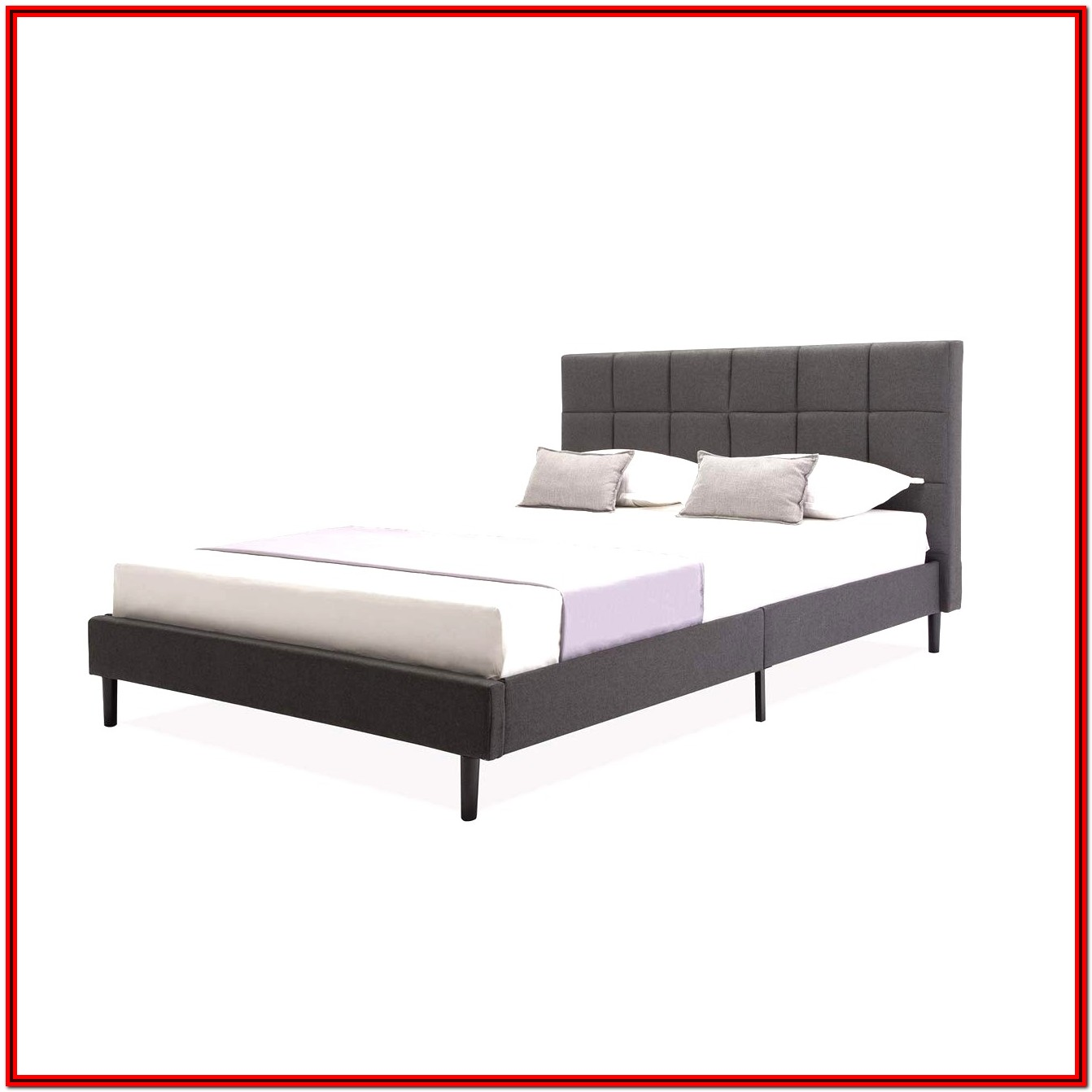 King Size Wooden Bed Frame Amazon