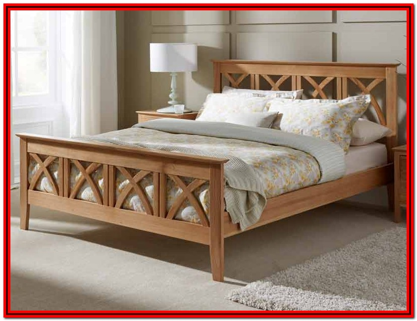 King Size Wooden Bed Frame Philippines