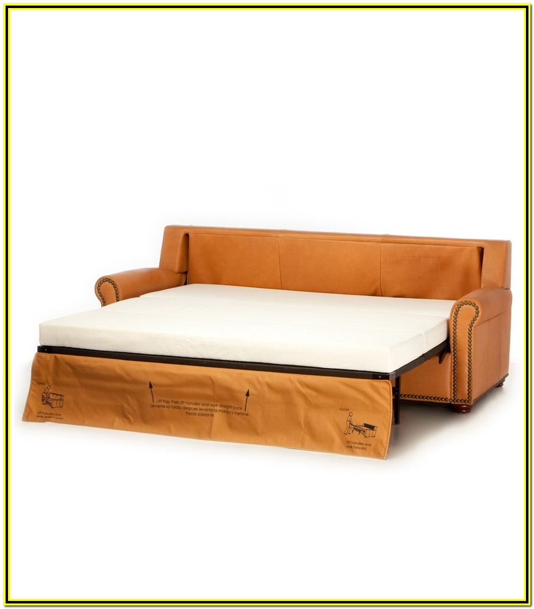 Loveseat Pull Out Bed Mattress