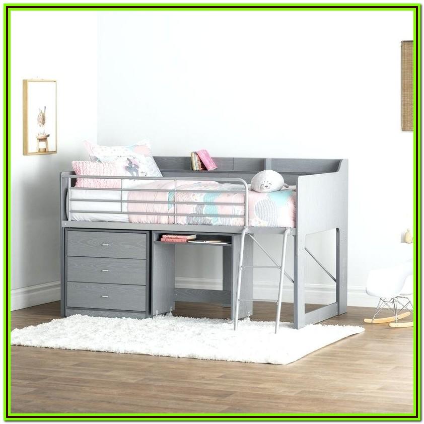 Low Loft Bed Full Size Ikea