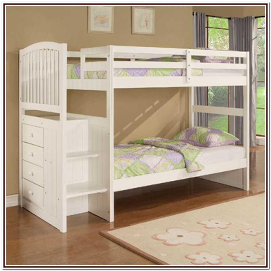 Low Profile Bunk Beds Twin Over Full