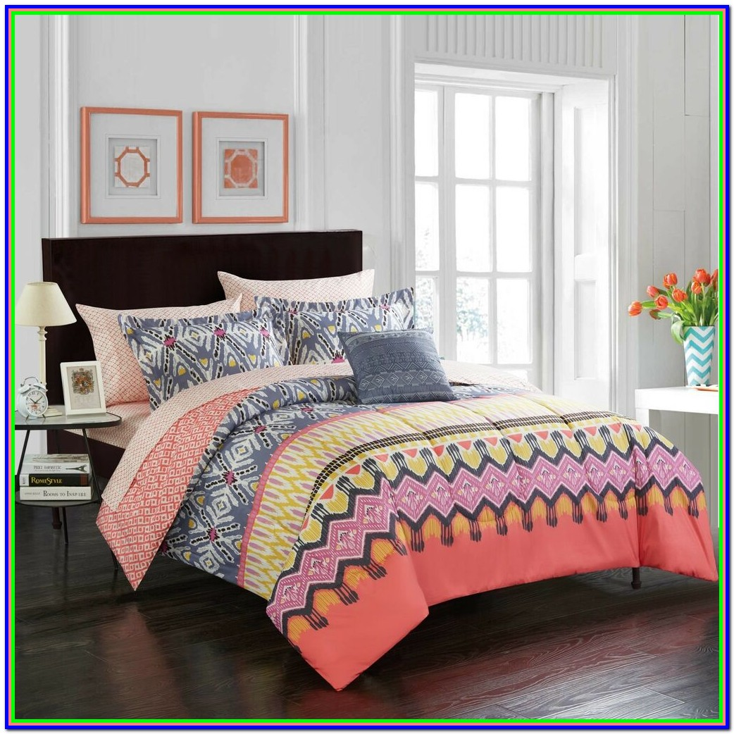 Mainstays Boho Kamali Bed In A Bag