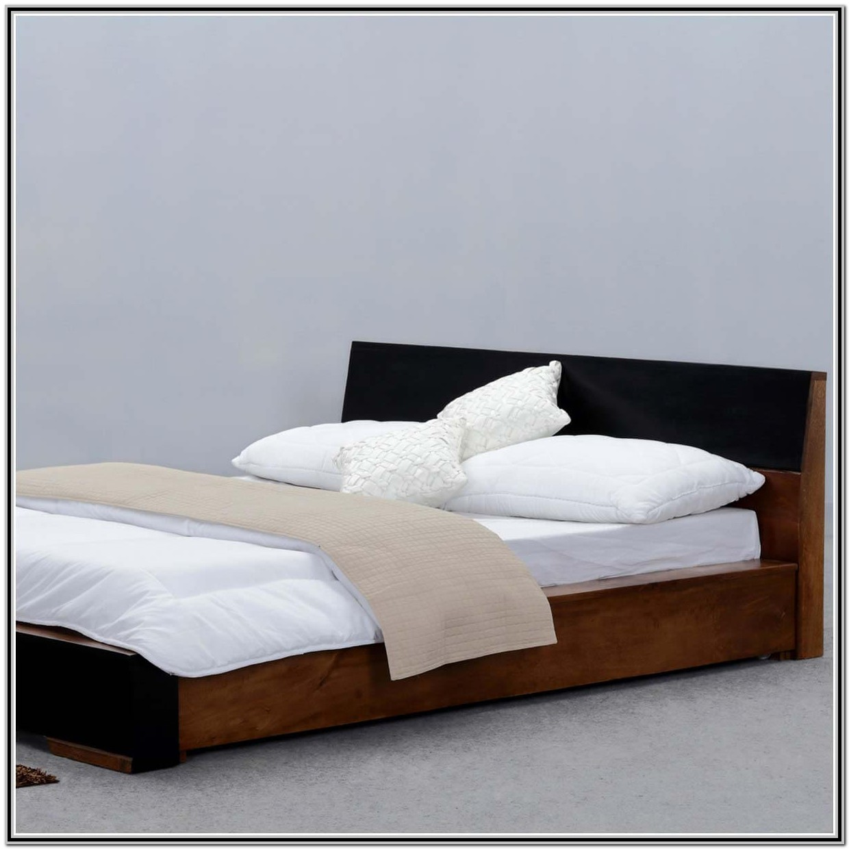Mattress On The Floor Bed Frame