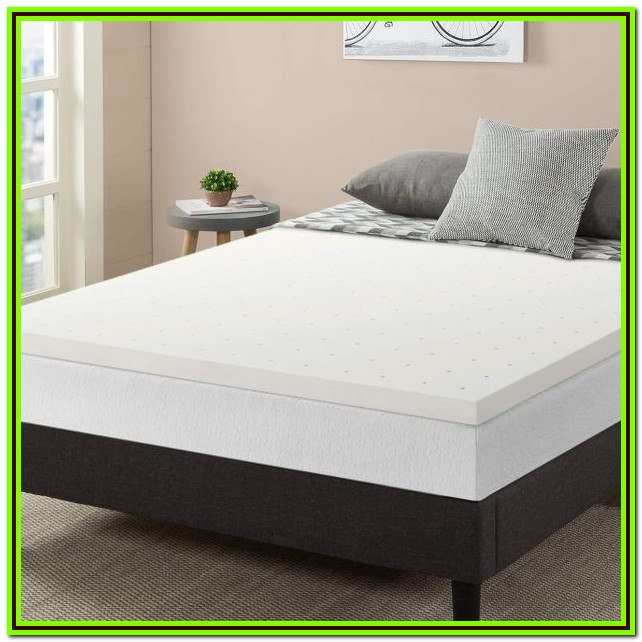 Memory Foam Mattress Topper For Twin Xl Bed