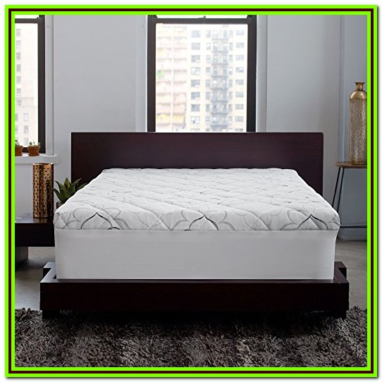 Memory Foam Mattress Topper Queen Amazon